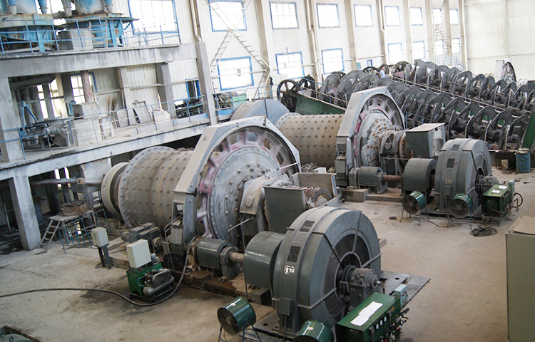 High efficiency grinding processing machine ball mill grinding machine