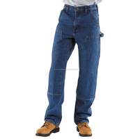 2015 New concept motor pant made by winproof/waterproof jeans fabric