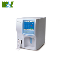 Famous Mindray Brand Blood Cell Analyzer / Hematology Analyzer / Low CBC Test Machine Price for Human and Vets