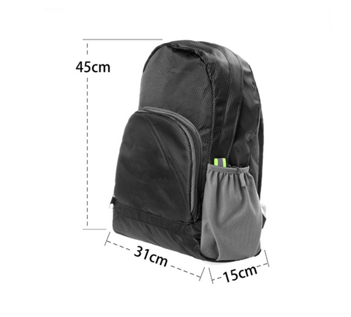 Waterproof Foldable Nylon Backpack Kids School