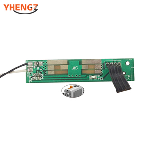 Compatible assembly building block electro-motor PF parts AA battery case PCBA PCB board assembly