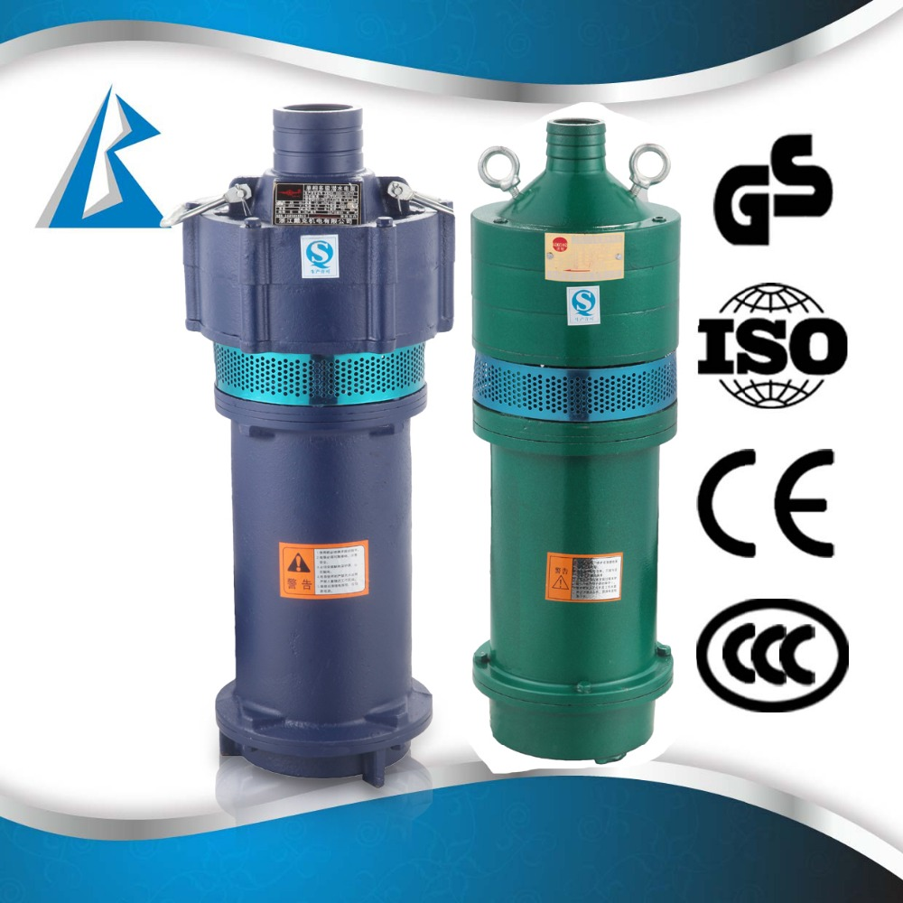 QY series submersible pump,oil-filled submersible pump,cheap sinking pump china