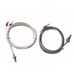 K / T / J type Replacement Thermocouple for Gas Furnaces, Boilers and Water Heaters pt100 temperature sensor