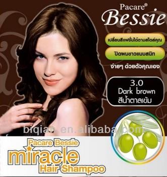 Miracle Hair Shampoo,Natural Nourishing Hair Dye Color,Cover Grey Hair  Naturally,For Watsons - Buy Hair Color Shampoo,Hair Dye Shampoo,Natural  Hair ...