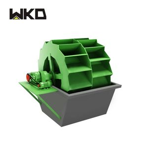 Sand washing equipment beach sand cleaning machine for sale