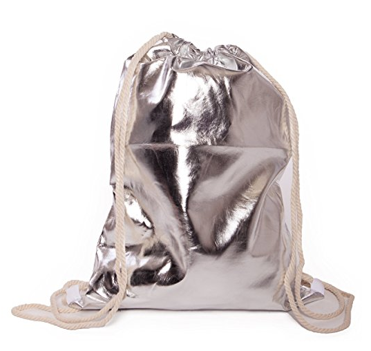 Silver Drawstring Bag, Silver Drawstring Bag Suppliers and ...