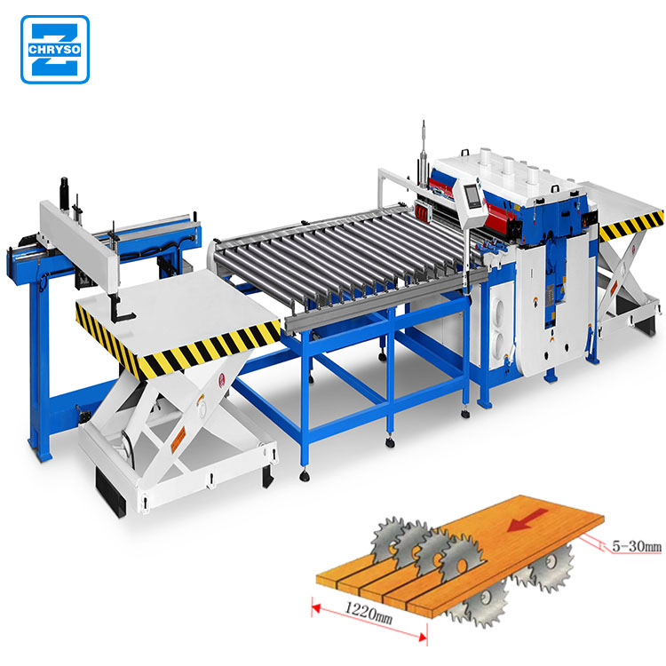 Factory Price Multi Rip Blade Saw for Melamine Board