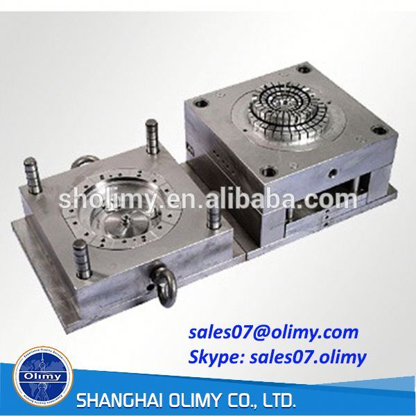 Top-quality ABS bicolor injection mould for plastic electronic parts