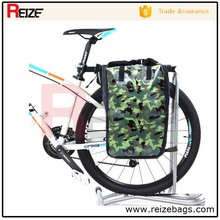 2016 New Design Waterproof Military Army Bicycle Saddle Bag