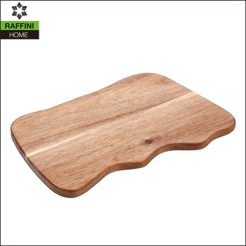 Custom Shaped Wood Chopping Board
