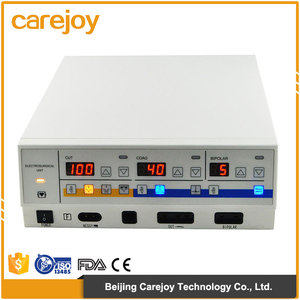 High frequency Electrosurgical Unit /Diathermy/surgical Cautery machine/ESU electrosurgical portable cautery machine for sale
