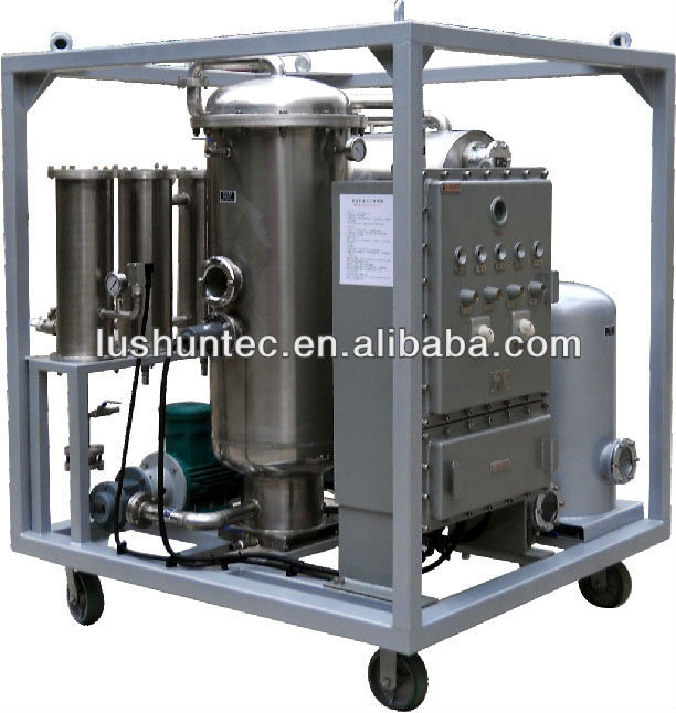 Sell Explosion Proof Type Lube Oil Purifier,open oil reclaiming plant/ oil purifier/ oil separator (BZL )