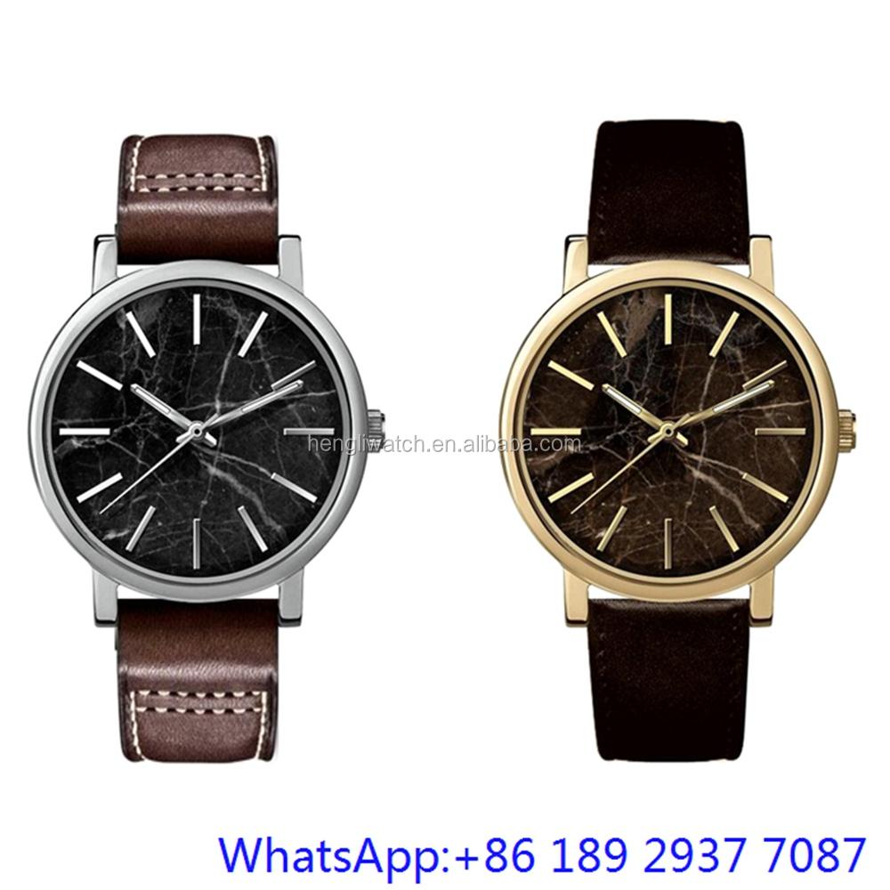 840ed6a8bde9d حار بيع الرخام وجه جديد تصميم الأزياء الفاخرة الساعات ماركة-ساعات ...