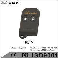 Keychain Universal Copy Code Garage Door Remote Control Duplicator Rolling Code Except