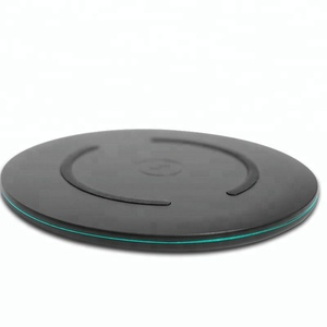 Qi Universal Fast Wireless Charger receiver for iPhone with LED light
