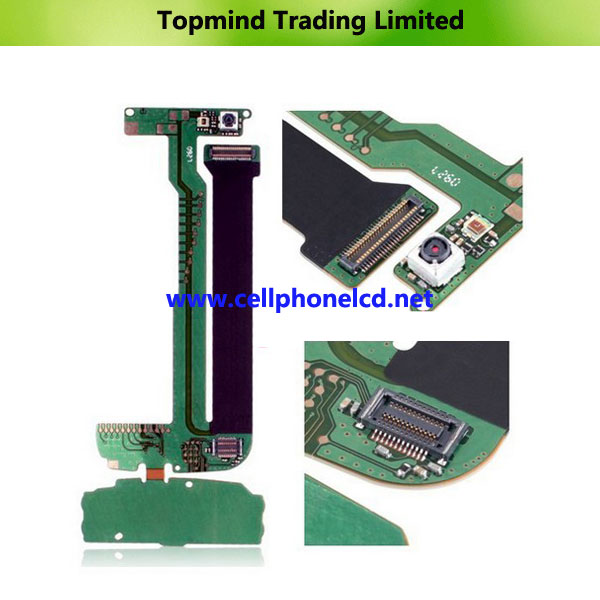 Cell Phone Parts Flex Cable Ribbon with Camera Lens for Nokia N95 8GB