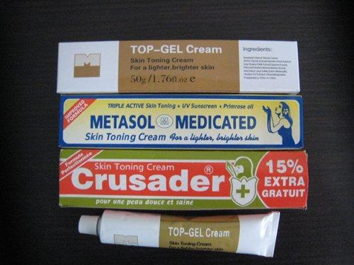 skin toning cream