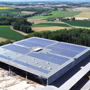 German PV 30KW solar pumping system