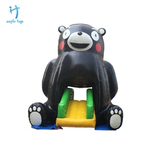 Beautiful imported giant inflatable bouncer combo toys