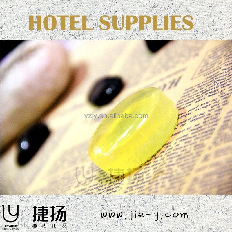 Good quality disposable hotel perfumed soap