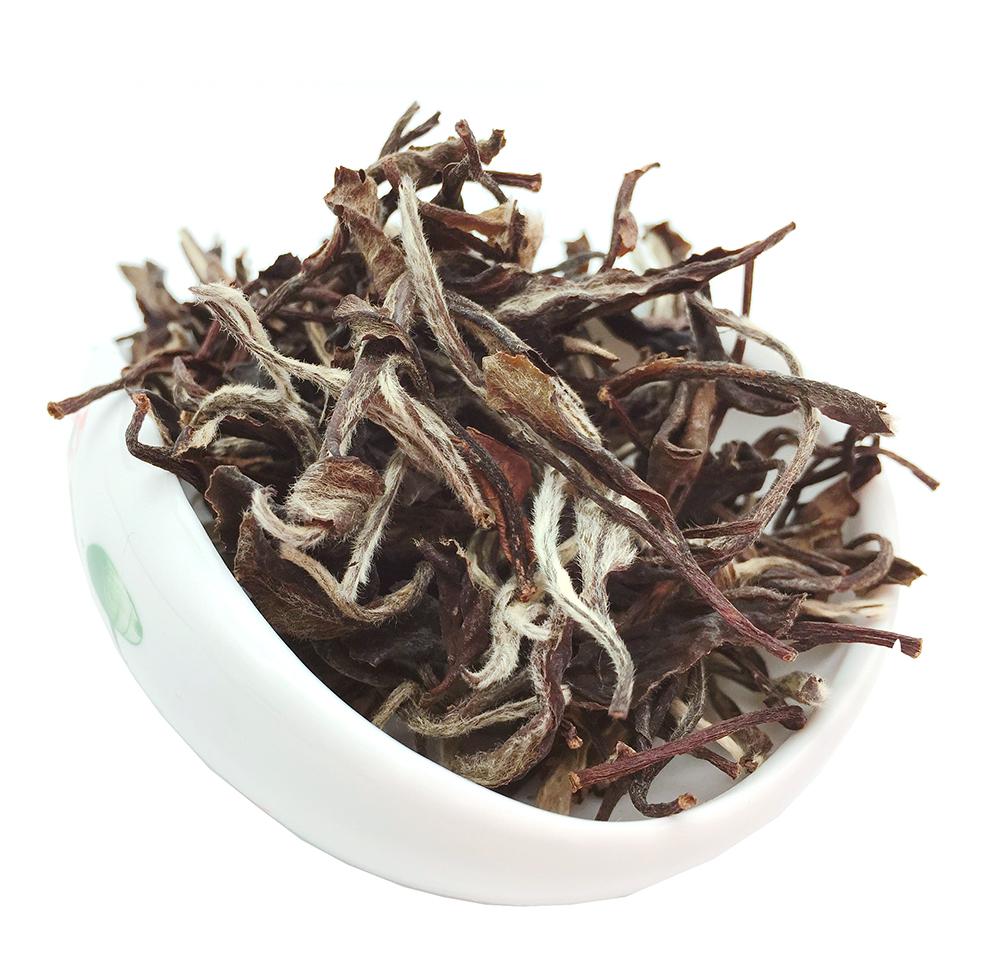 Chinese High Quality White Tea Loose Leaf Pai Mu Tan/Bai Mu Dan White Peony Tea - 4uTea   4uTea.com