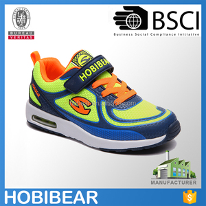 HOBIBEAR kids new products customize brand air sports shoes