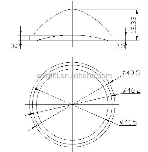 China Aspheric Lens Wholesale