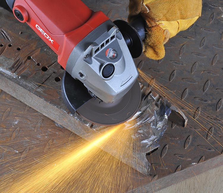 Variable Speed Grinding Upgrade 1150W 115mm Electric Angle Grinder