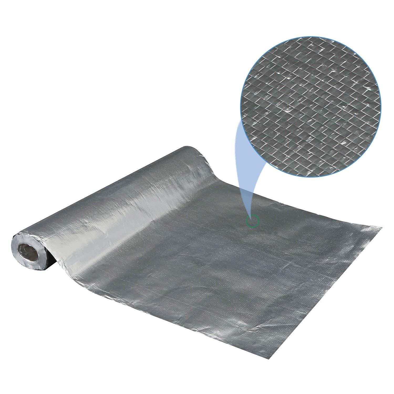 AES Industries NASATECH 48 x 125 Single Bubble Foil Reflective Foil Insulation Vapor Barrier