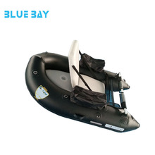 1 person Professional Inflatable belly Boat with CE certification