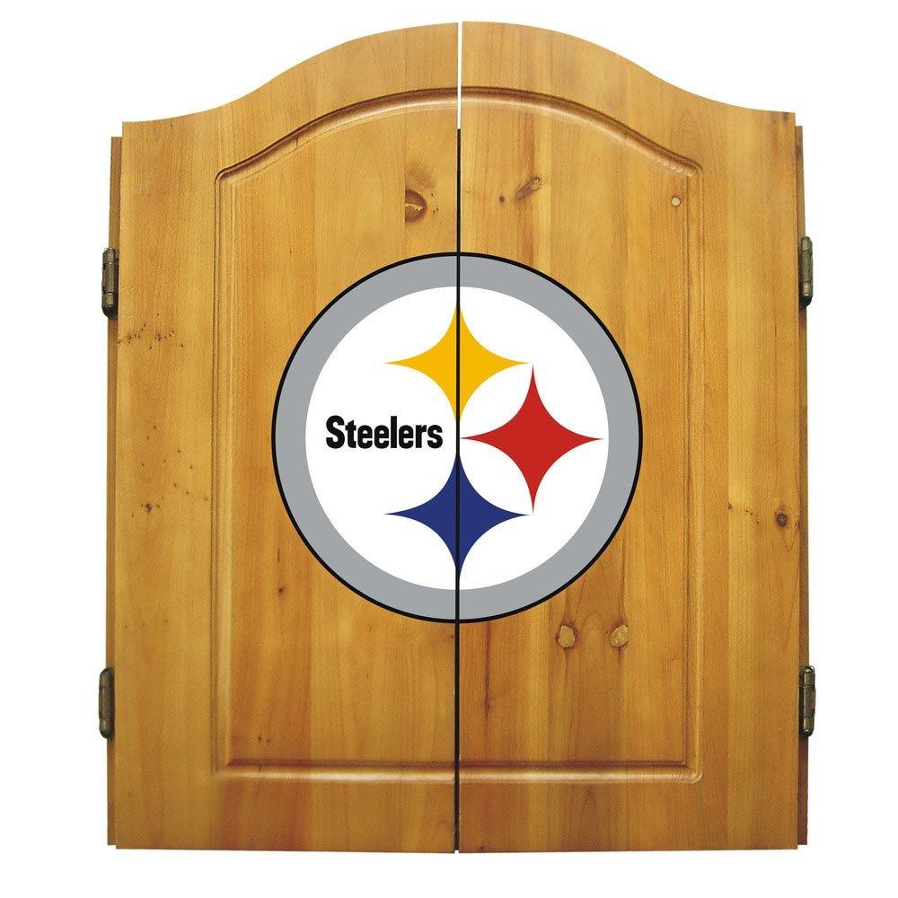 Dallas Cowboys NFL Dart Board w/Cabinet