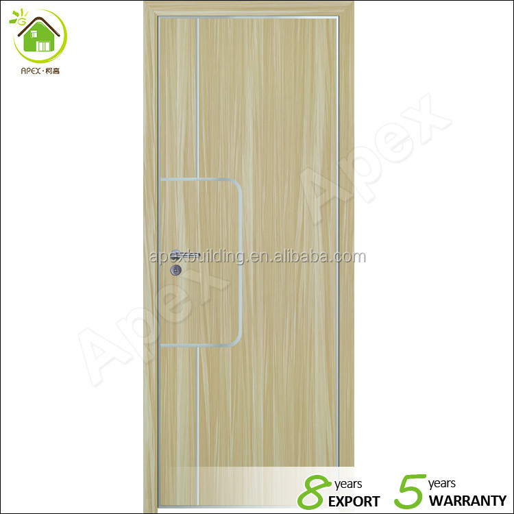 Modern Style Contemporary Interior Doors Free Design Combination