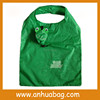 FSB055 frog animal shape reusable foldable polyester shopping bag
