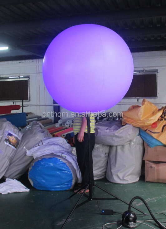 Inflatable Led Balloon Helium Balloon Light Helium Balloon