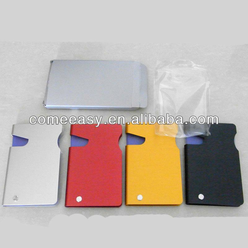 Aluminum Credit Card Wallet Wholesale, Card Wallet Suppliers - Alibaba