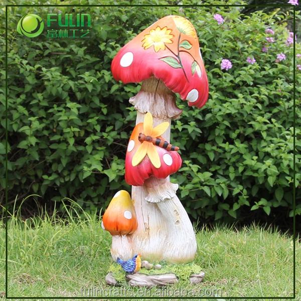Spring Garden Decor Mushroom Resin Mushroom   Buy Mushroom,Garden Decor  Mushroom,Resin Mushoom Product On Alibaba.com