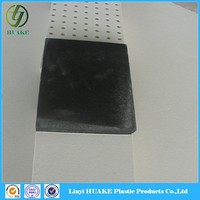 600*600 China Acoustic Fiber Glass Wool Ceiling Tiles/ Restaurants/Dining Areas Classrooms Convention/Meeting Rooms