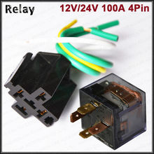 top quality relay / mini power 100A relay/ automotive flashers make in China