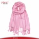 Bargain buys wholesale mix colors bulk purchase solid plain colour100% viscose scarf cheap pashmina shawls