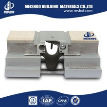 Waterproof aluminum material concrete joint seal for floors