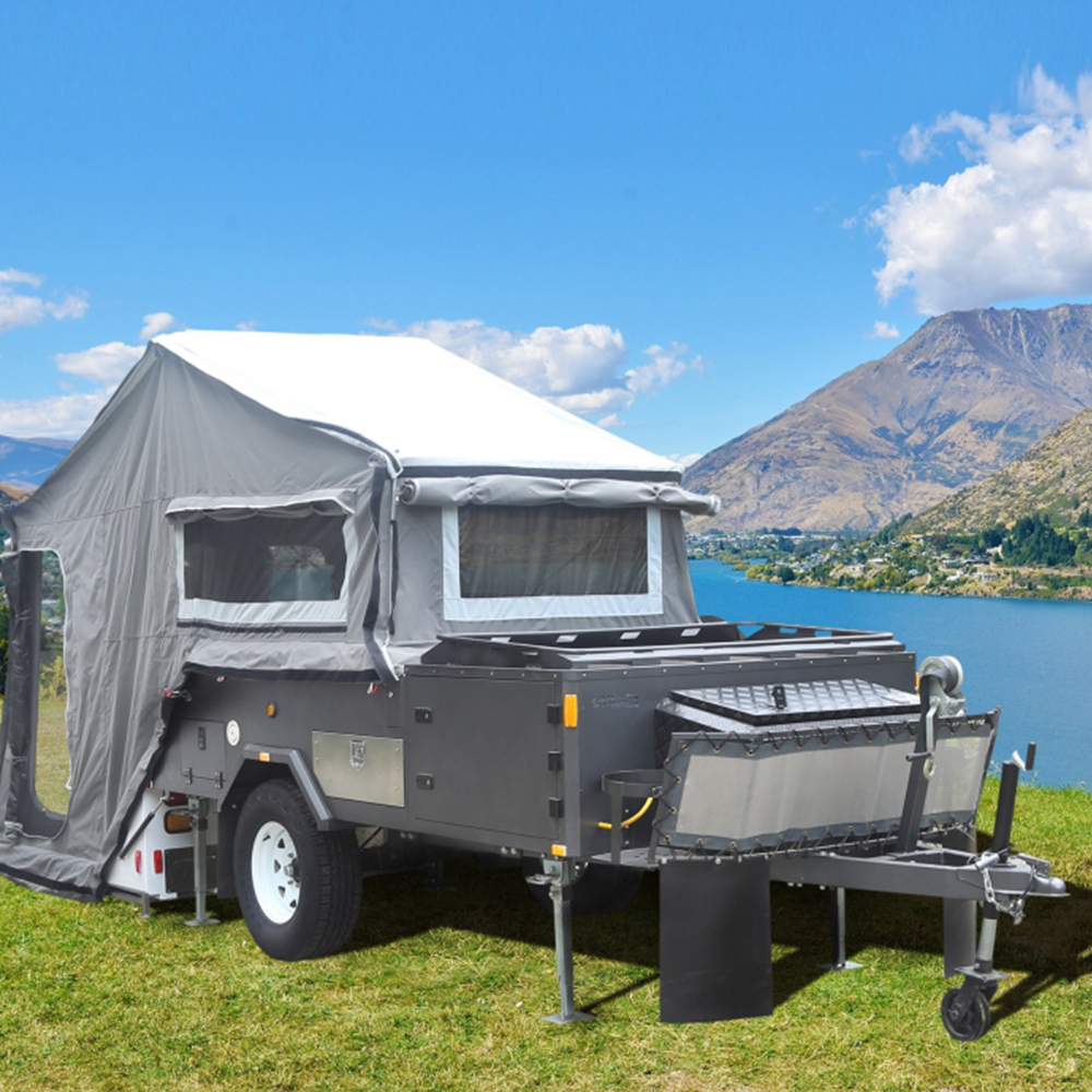 4x4 Camper Trailers, 4x4 Camper Trailers Suppliers And Manufacturers At  Alibaba