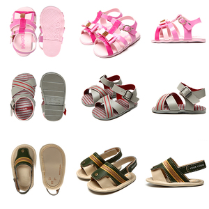 The New Soft 0-1 Years Kids Shoes Baby Sandals For Girl Shoes In Leather