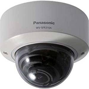 Panasonic WV-SFR310A 720P Indoor Vandal Dome, Electric D/N