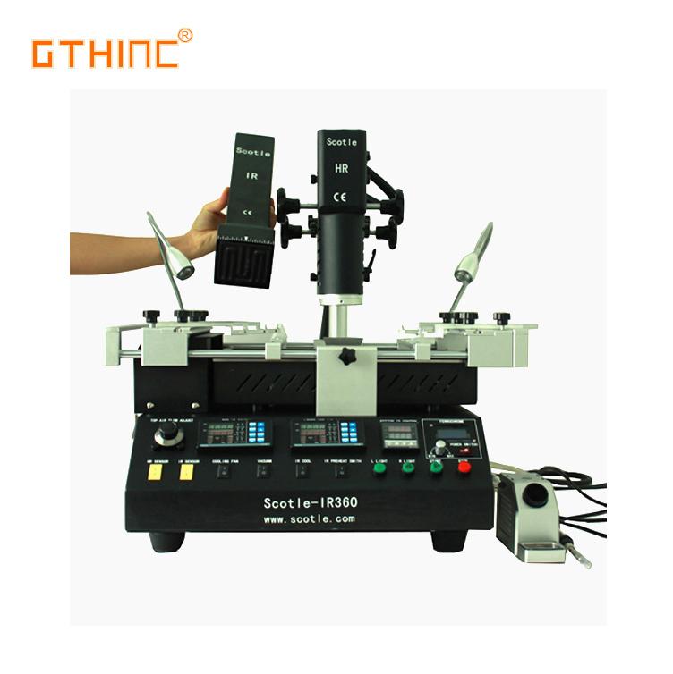 Scotle IR360 Pro V4 Infrared Hot Air BGA Chip Mobile Phone Repairing Soldering station Machine