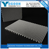 White NANO SMD building facade lighting 110 220 volt ceiling panels aluminum honeycomb panel