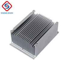 Made In China Suppliers Cnc machining aluminum profile heat sink led