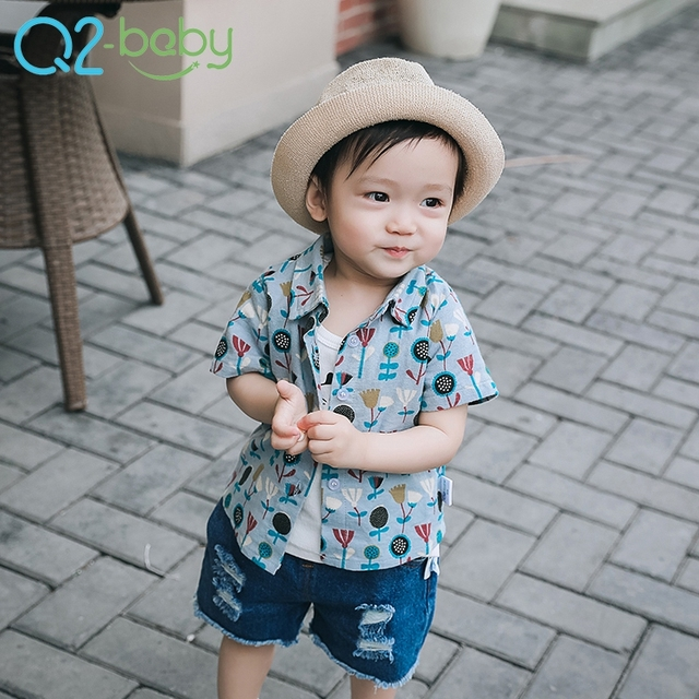 Factory wholesale casual baby tops baby t shirt 1896