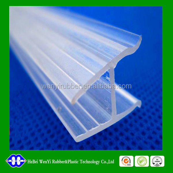 Glass Shower Door Plastic Seal Strip
