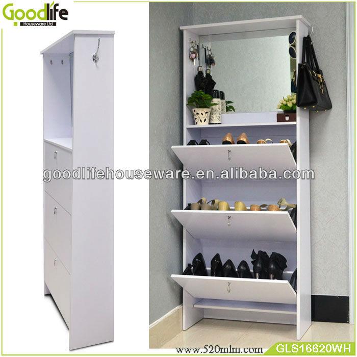 Wooden Corner Showcase With Shoe Cabinet   Buy Wooden Corner .