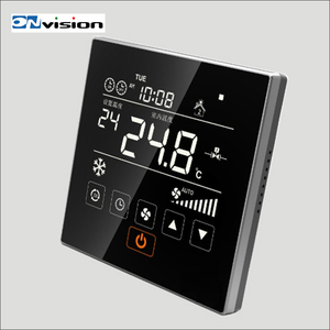 Top sale digital touch screen air fan coil HVAC system conditioner touch screen smart home wifi thermostat